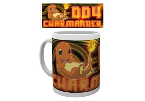 Pokémon - Charmander Glow Mok