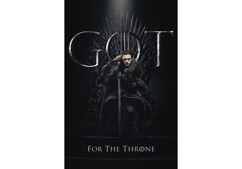 Game of Thrones - Jon For the Throne Poster 61 x 91 cm