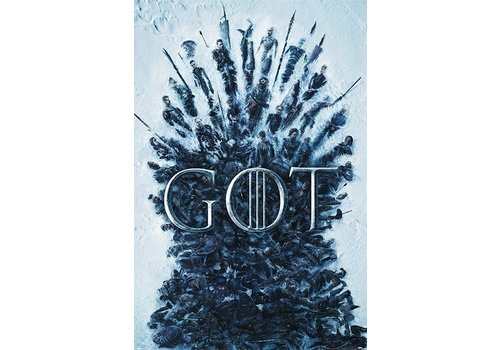 Game of Thrones - Of the Dead Poster 61 x 91 cm