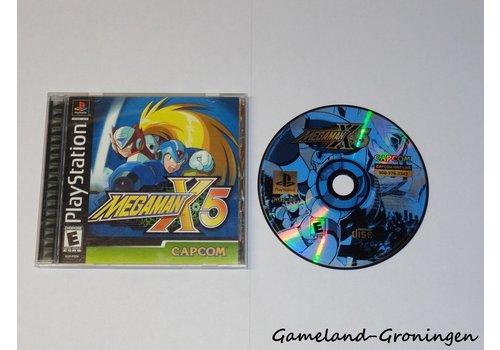 Mega Man X5 (Complete, NTSC/USA)