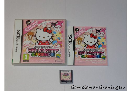 Happy Party with Hello Kitty & Friends (Compleet)