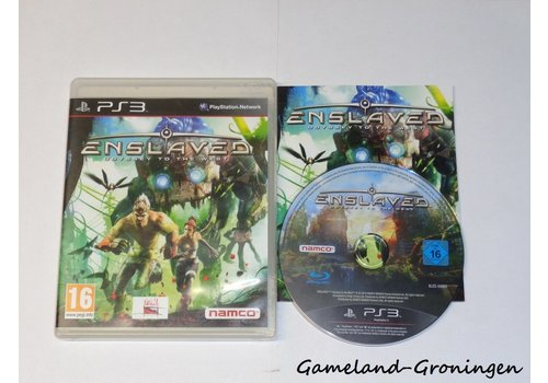 Enslaved Odyssey to the West (Complete)