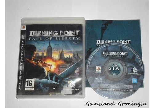 Turning Point Fall of Liberty (Compleet)