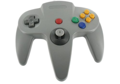 Nintendo 64 Controller Gray