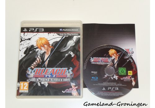 Bleach Soul Resurrection (Complete)