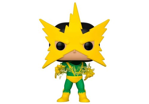 Marvel 80th First Appearance POP! Vinyl Figure Electro 9 cm