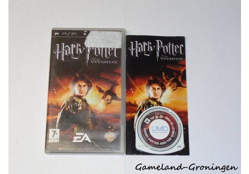 Harry Potter and the Goblet of Fire (Complete)