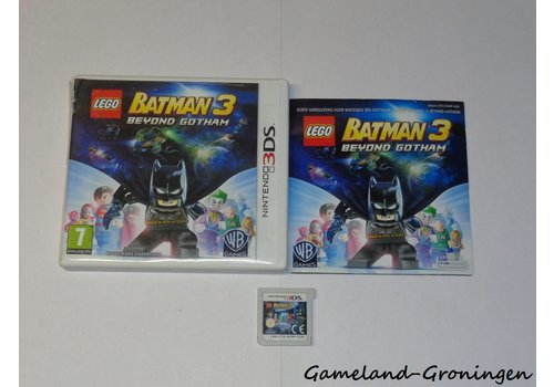 Lego Batman 3 Beyond Gotham (Complete)