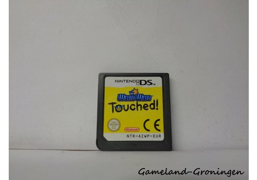 Wario Ware Touched! (EUR)