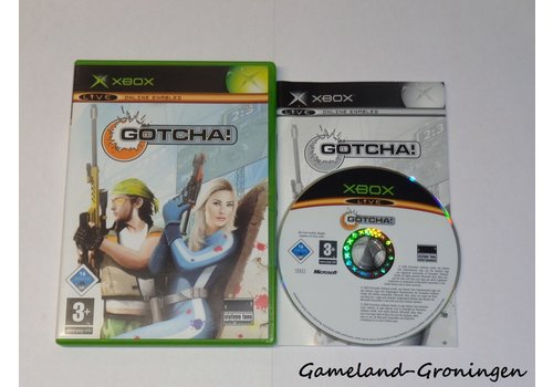 Gotcha! (Complete)