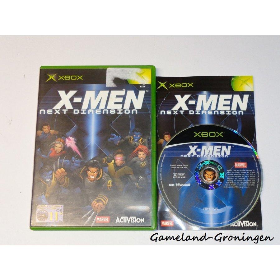 X-Men Next Dimension (Complete)
