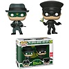 POP Vinyl The Green Hornet POP! Vinyl Figures The Green Hornet & Kato 9 cm (New)