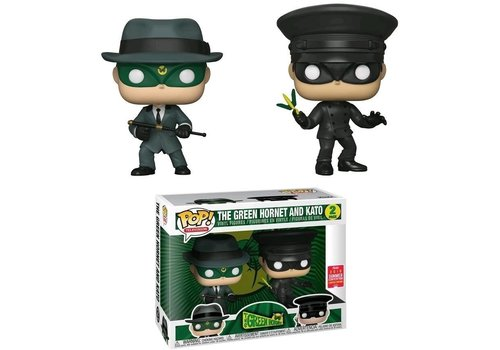 The Green Hornet POP! - The Green Hornet & Kato