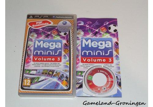 Mega Minis Volume 3 (Complete, Essentials)