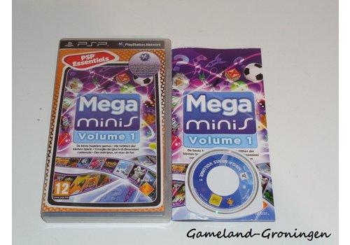 Mega Minis Volume 1 (Complete, Essentials)
