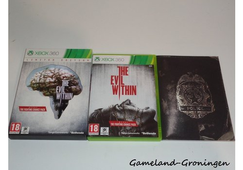 The Evil Within Limited Edition (Compleet)