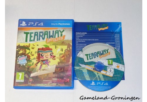 Tearaway Unfolded (Complete)