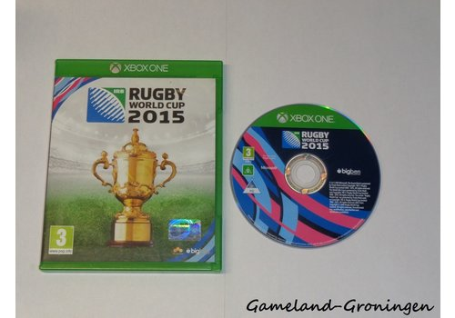 Rugby World Cup 2015 (Compleet)