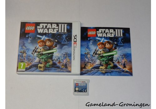 Lego Star Wars III The Clone Wars (Complete)