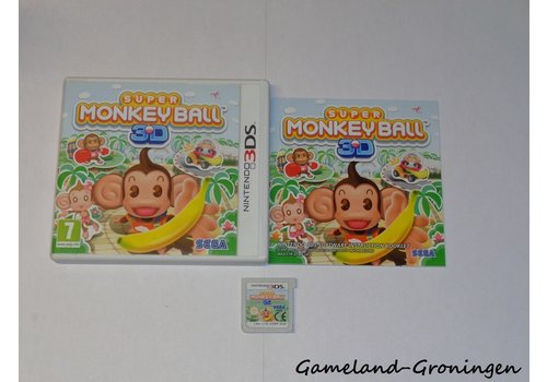 Super Monkey Ball 3D (Complete)