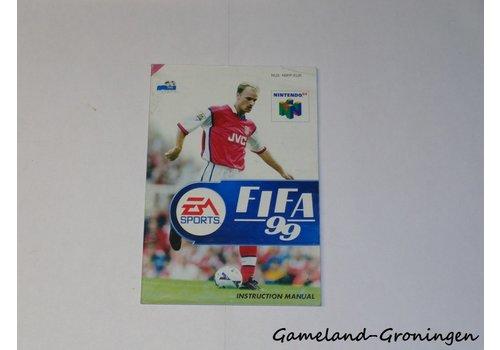 FIFA 99 (Manual, EUR)