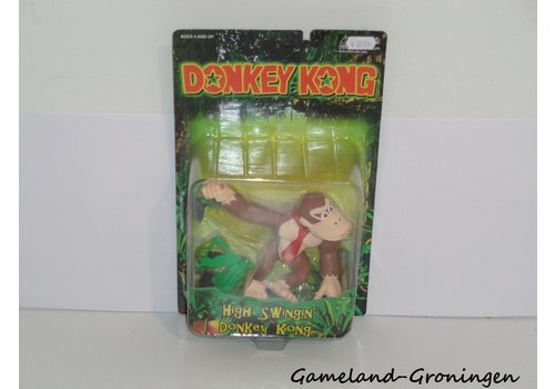 Donkey Kong - High Swingin Action Figure