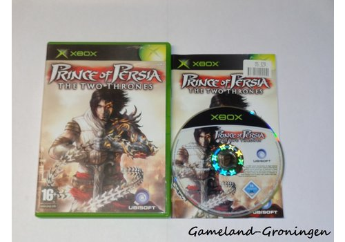 Prince of Persia The Two Thrones (Compleet)