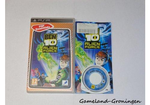 Ben 10 Alien Force (Complete, PSP Essentials)