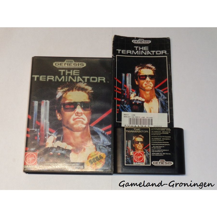 The Terminator (Compleet, Genesis)