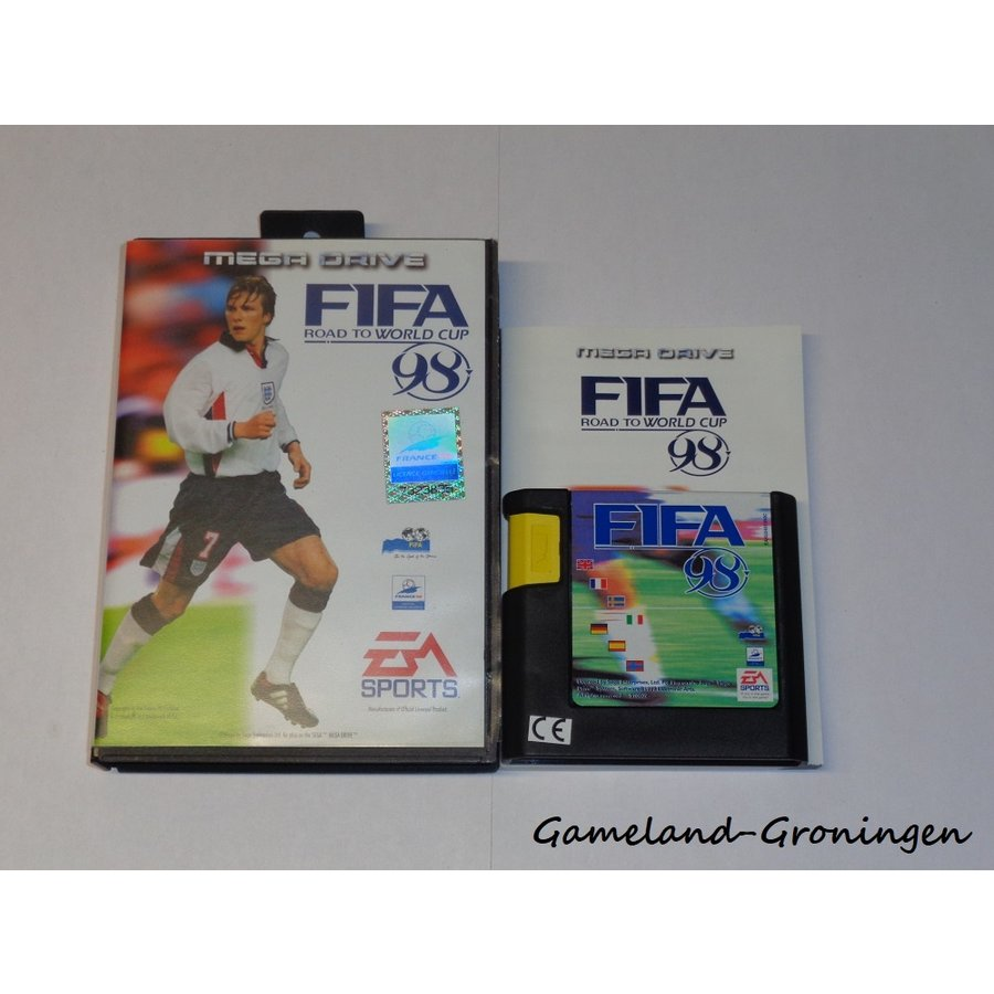 FIFA 98 Road to World Cup (Compleet)