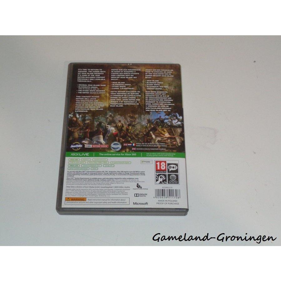 Dead Island GOTY (Compleet, Classics)