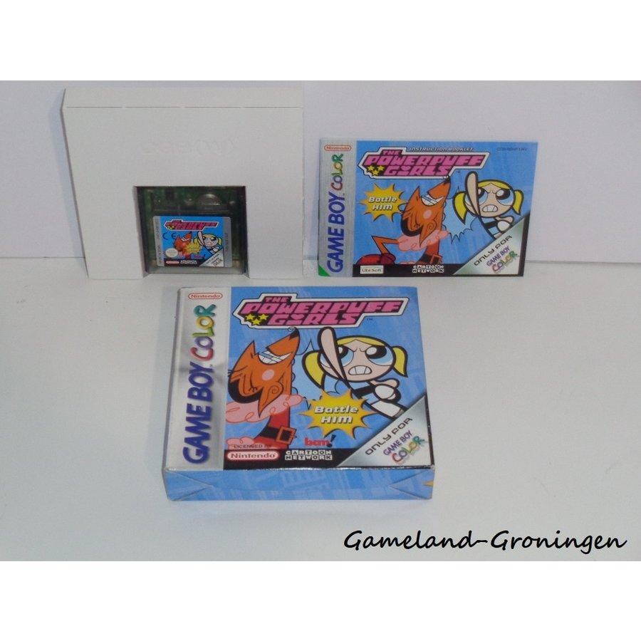 The Powerpuff Girls Battle Him (Complete, UKV)