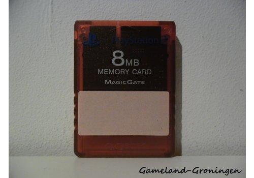 Originele Memory Card 8MB (Rood)