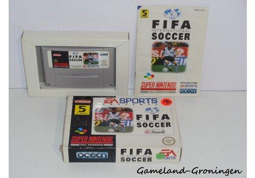 FIFA International Soccer (Complete, NOE)
