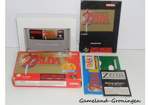 The Legend of Zelda A Link to the Past Classics (Compleet, NOE/SFRG)