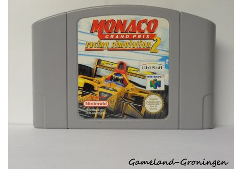 Monaco Grand Prix 2 Racing Simulation (FAH)