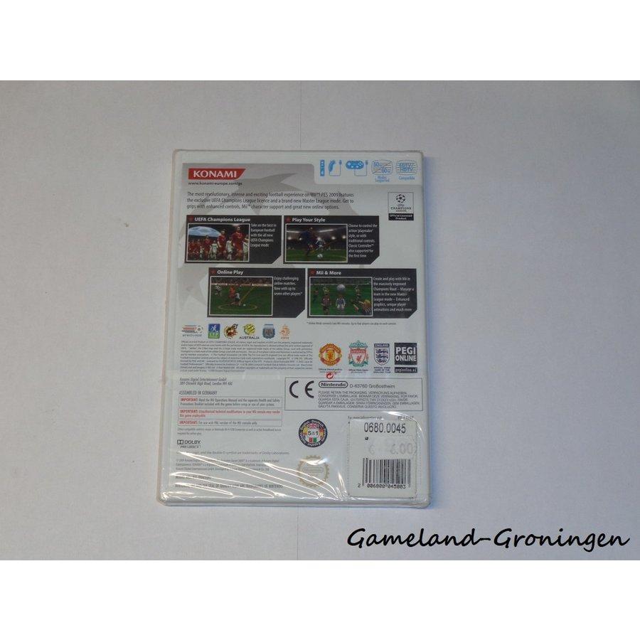 Pro Evolution Soccer 2009 (Nieuw en Geseald)