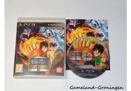 One Piece Pirate Warriors 2 (Complete)