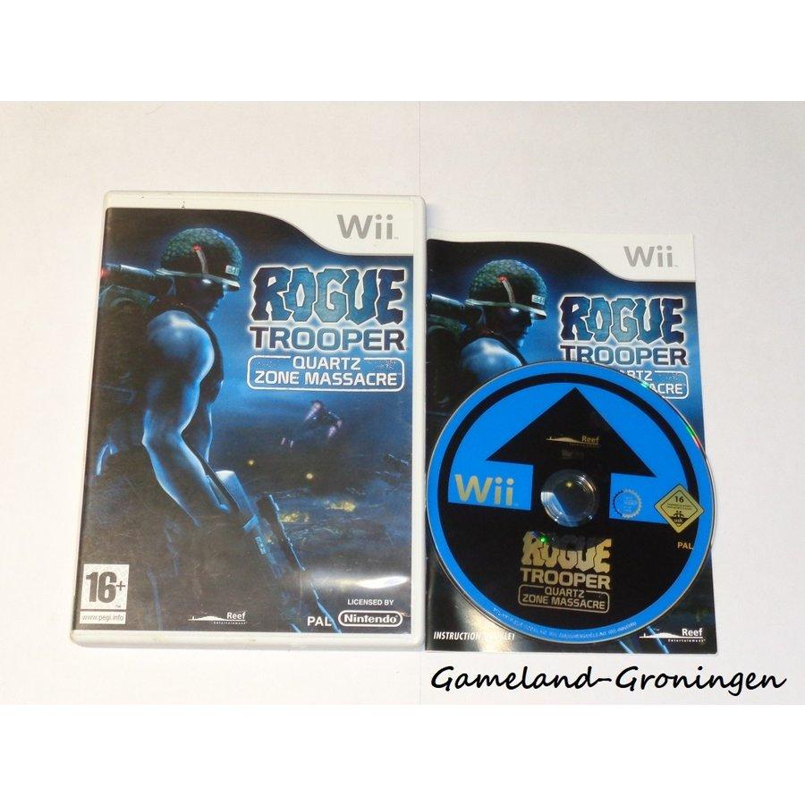 Rogue Trooper Quartz Zone Massacre (Compleet)
