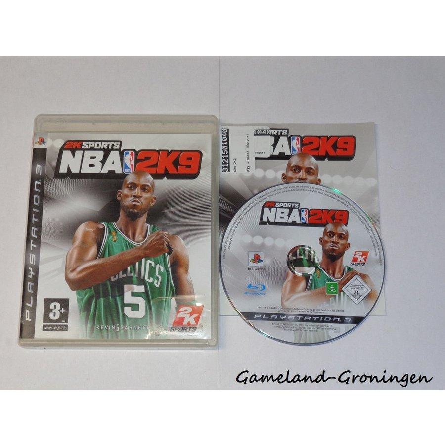NBA 2K9 (Complete)