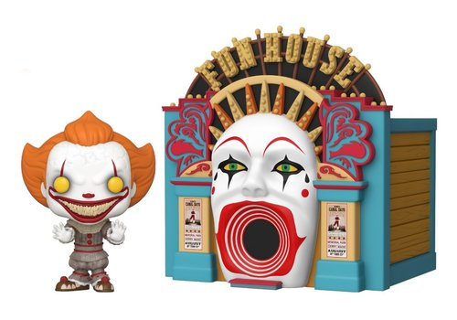 IT Chapter 2 POP! Vinyl Figure Demonic Pennywise with Funhouse 25 cm