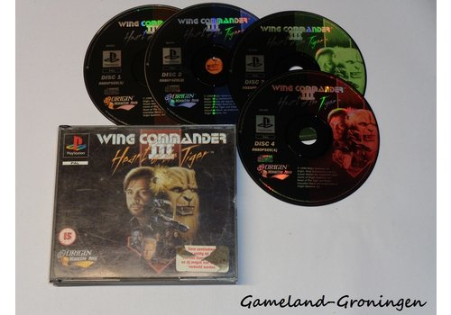 Wing Commander III (Boxed)