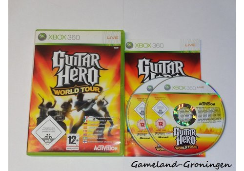 Guitar Hero World Tour (Complete)