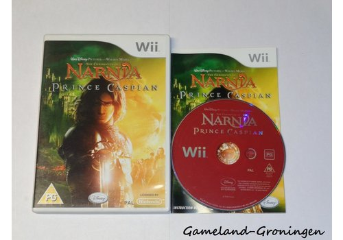 The Chronicles of Narnia Prince Caspian (Complete, UKV)