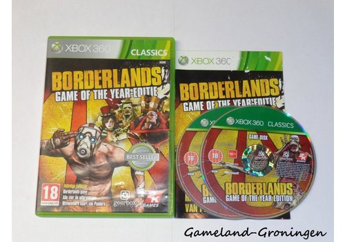 Borderlands GOTY (Complete, Classics)