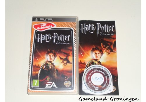 Harry Potter en de Vuurbeker (Complete, Essentials)