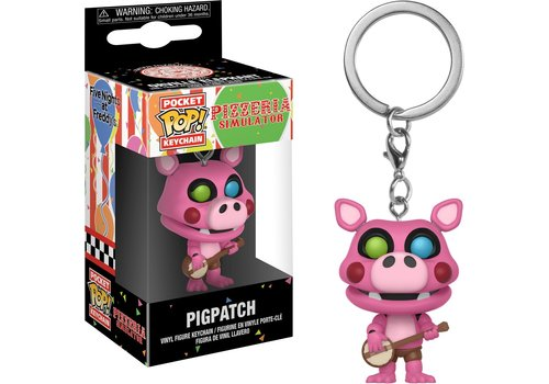 Five Nights at Freddy's Pocket POP Keychain Pigpatch 5 cm
