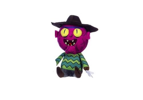 Rick and Morty - Scary Terry Knuffel 27 cm