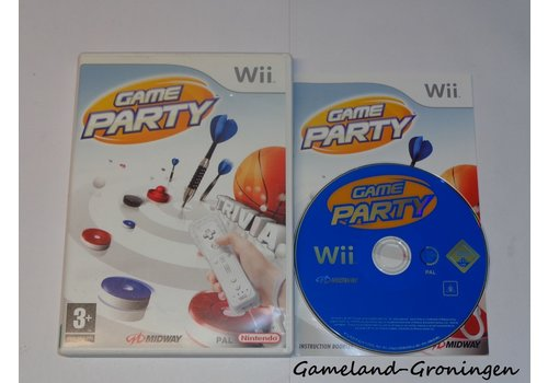 Game Party (Compleet, EUR)