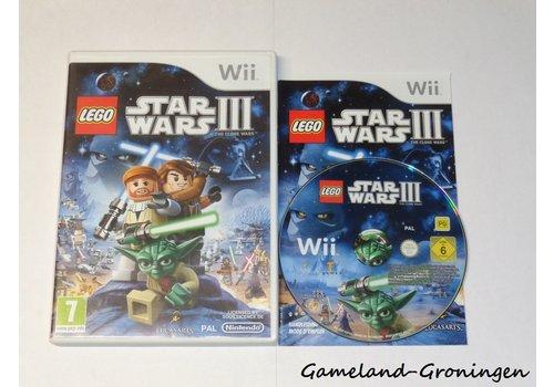 Lego Star Wars III The Clone Wars (Complete)
